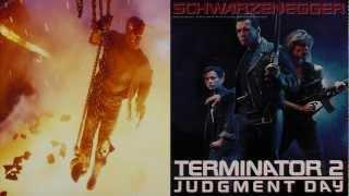 "♫ [1991] Terminator 2: Judgment Day | Brad Fiedel - 01 - ""Main Title (Terminator 2 Theme)"""