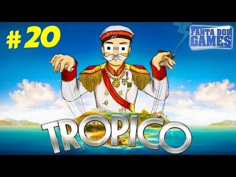 Fanta's Paradise - Ep. 20 : Temps modernes - Tropico 5 avec Fanta
