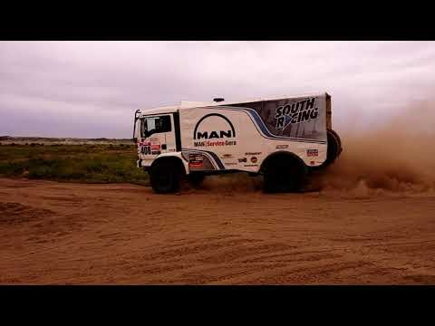 25th BRESLAU LIVE SPLITS: SS04 The first Cross Country Trucks