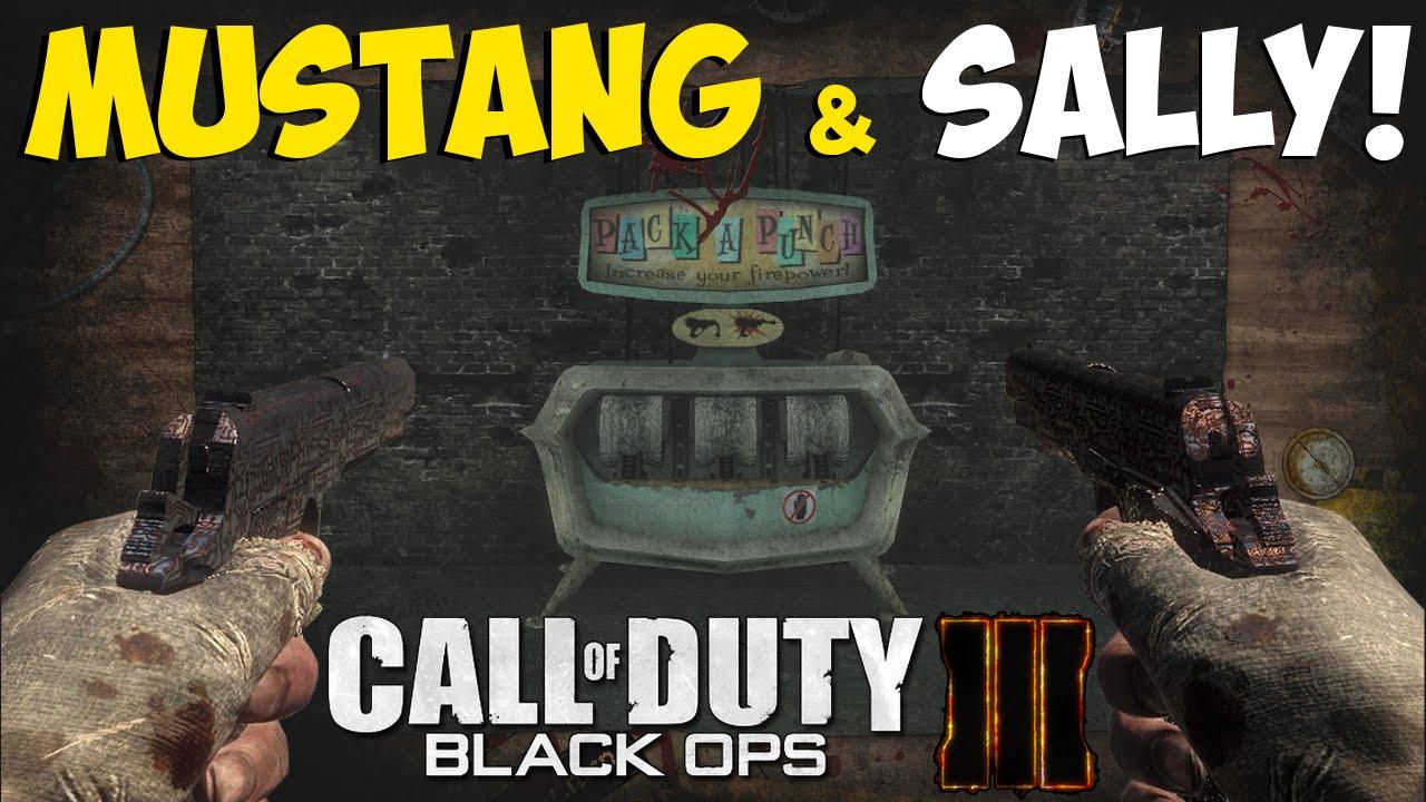 "black ops 3 zombies: ""bo3 mustang & sally"" return! ""bo3 zombies"