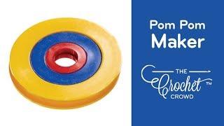 How To Make A Pom Pom with Tool