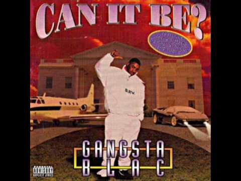 Gangsta Blac-Aint No Love