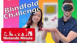 Download Nintendo Blindfold Challenge Mp3 and Videos