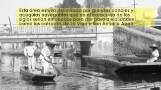 INAH rescata sistema de chinampas y canales. En subsuelo de la Colonia Tránsito en la CDMX
