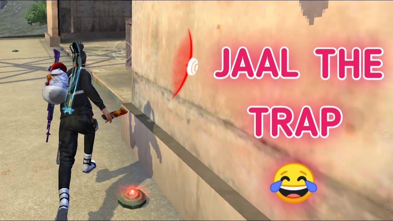 SOLO VS SQUAD || JAAL THE TRAP 😂 !!!!