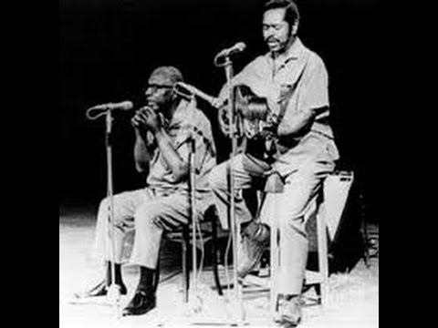 Sonny Terry & Brownie McGhee-I'm a Stranger Here