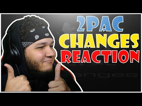 🙏🙏 REACTION!! 🙏🙏 2Pac - Changes