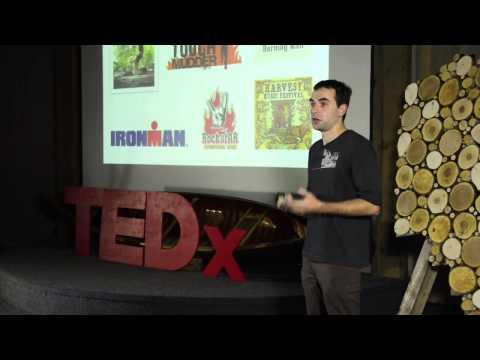 Future of camping: Boris Issaev at TEDxAlgonquinPark