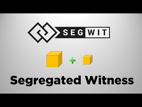 Что такое SegWit | Биткоин SegWit | Segregated Witness
