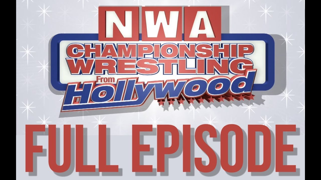 Airing Schedule - Championship Wrestling from Hollywood