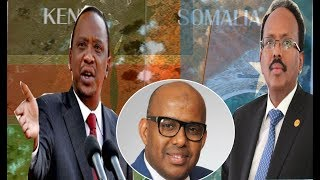 Warar Deg Deg ah: Kenya oo Sabab Layaableh Xariirkii ugu jartay DFS, Xaalka Tarsan & Muranka badda
