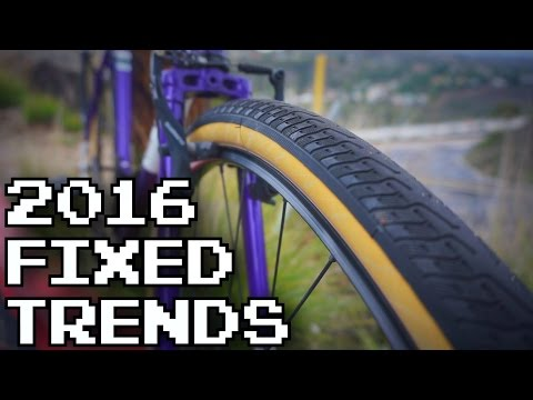 6 Fixed Gear Trends of 2016