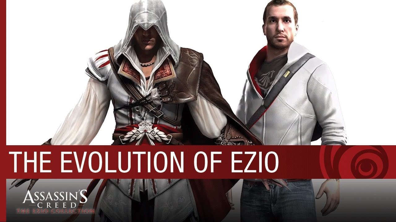 Assassin S Creed The Evolution Of Ezio Producer Sebastien Puel