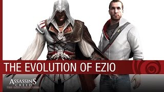 The Evolution of Ezio with Assassin's Creed Producer Sebastien Puel [US]