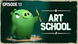 piggy tales art school ep11 s3