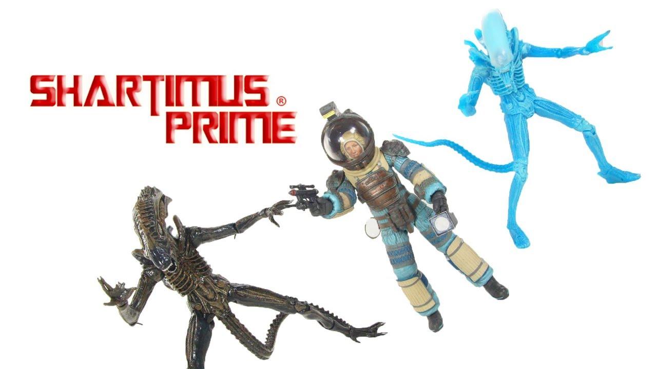 """NECA Defiance Alien Xenomorph Warrior 7/"""" Action Figure Series 11 Aliens New"""