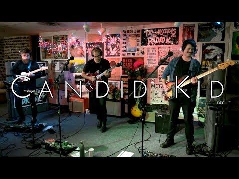 """Candid Kid - """"Jeans"""" (Live on Radio K)"""