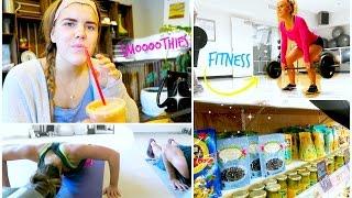 Yummy Smoothies, Cardio, & Crisis...