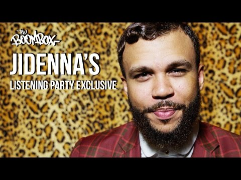 Go behind the scenes at Jidenna's exclusive Listening Party powered by Toyota