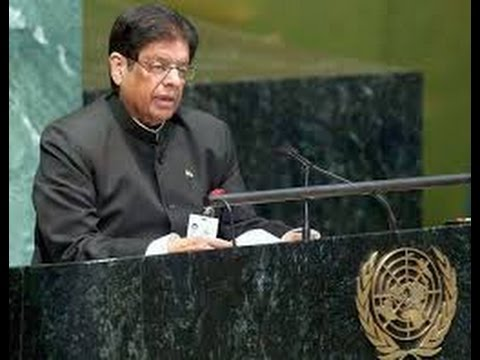 E. Ahammed Sahib on Mumbai Terror Attack | United Nations Security Council