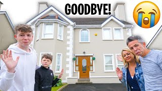 Goodbye Old House!! FAMILY 4 *emotional* FAREWELL