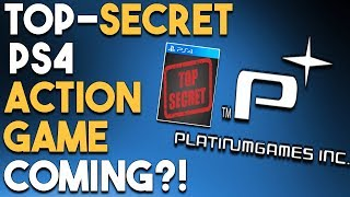 TOP SECRET PS4 Action Game Coming?! FULL E3 2018 Schedule!