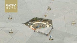 فيديو: الصين تبني أكبر تلسكوب في العالم للبحث عن حياة خارج الأرض