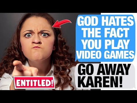R/EntitledParents - Christian Karen Forces Me To Do WHAT?