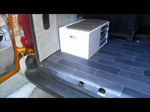 DIY smallest micro camping box.