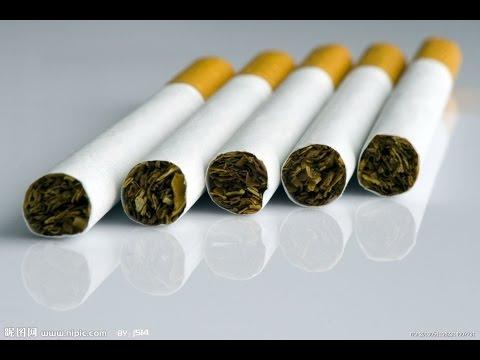 Состав современных сигарет не табак