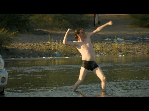 Ed takes a dip in Honduras - Dara and Ed's Great Big Adventure: Episode 2 Preview - BBC Two