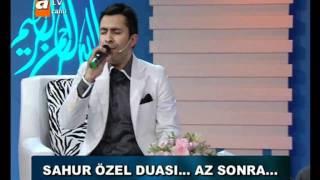 Abdurrahman Önül - Cürmüm İle Geldim Sana { Sahur Özel } 06.08.2011