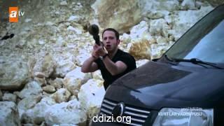 Kurtlar Vadisi Pusu 201.Bölüm Çatışma Sahnesi | İLK SAHNE HD 720p