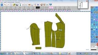 Winda CAD for Pattern Design