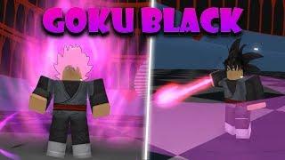 GOKU BLACK IS BROKEN!? | Roblox: Ultimate Crossover