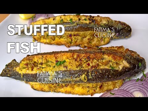 Fried Fish Goan Style | Stuffed Fried Fish Recipe | Fish Fry Recipe |  Goan Fish Recipes
