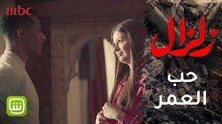 #زلزال - أحمد شيبة يغني أنت اللي في قلبي جوه.. زيك مافيش أتنين