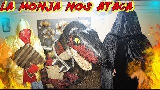 La Monja Parodia / Manito y Maskarin / La monja nos ataca