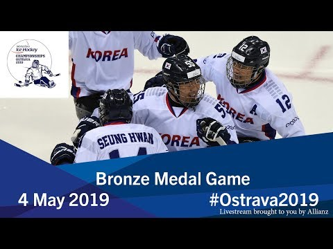 Bronze Medal Game | 2019 World Para Ice Hockey Championships
