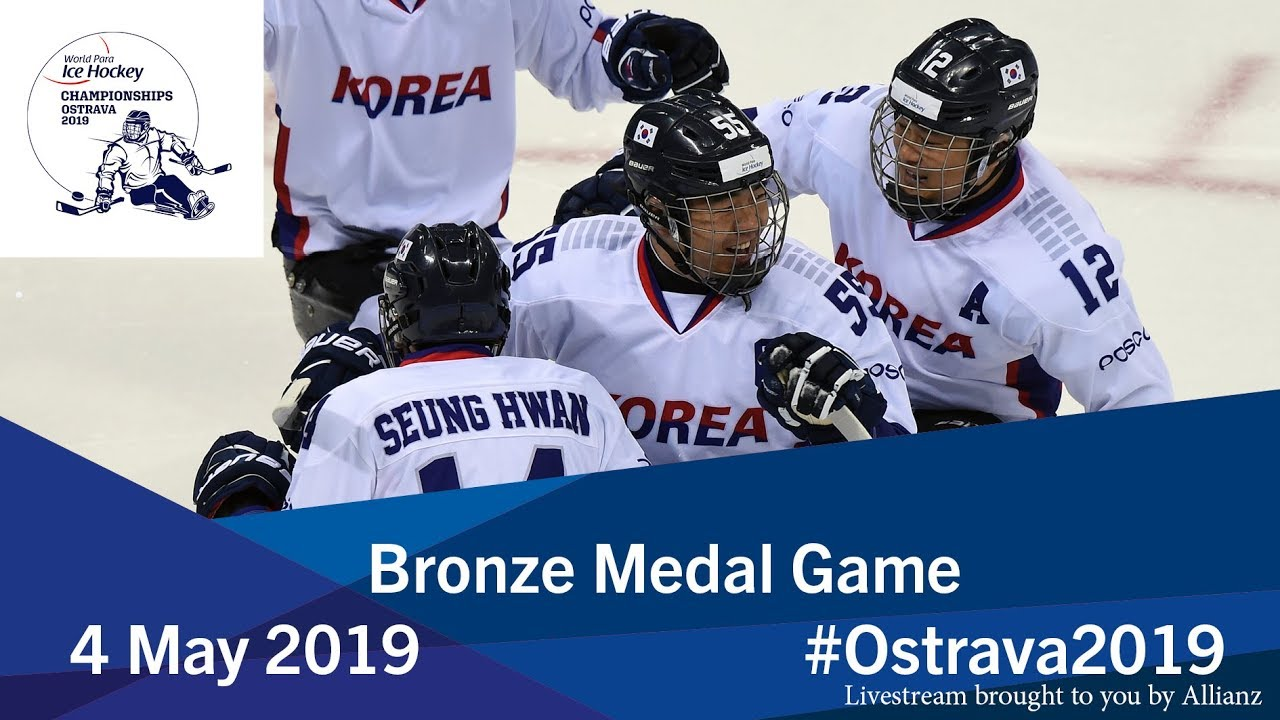 Bronze Medal Game 2019 World Para Ice Hockey Championships