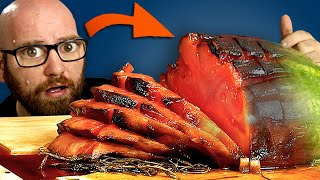 How to make Smoked Watermelon!
