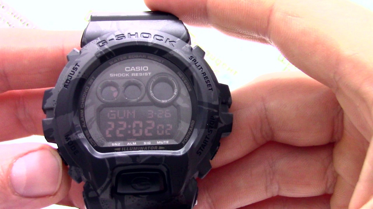 Часы Casio GD-X6900MC-1E Часы Epos 3408.208.20.30.15