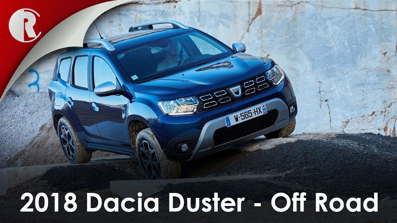 2018 dacia 4wd renault duster off road youtube. Black Bedroom Furniture Sets. Home Design Ideas
