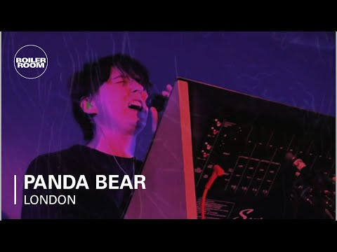 Panda Bear MoMA PS1 Boiler Room Live Set