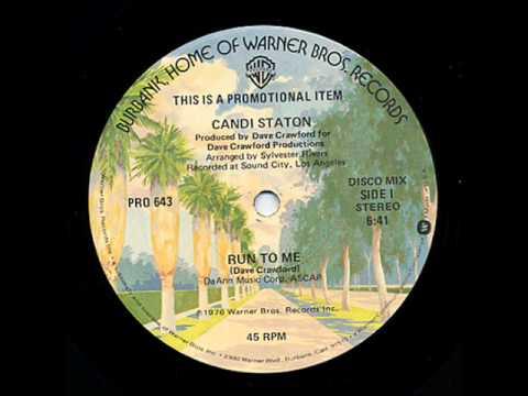 Candi Staton - Run To Me 12