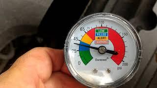 5008 - 5 min moteur tournant sans clim puis mise en marche clim