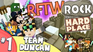 Minecraft RFTW Team 2 #1: The Race Is On!