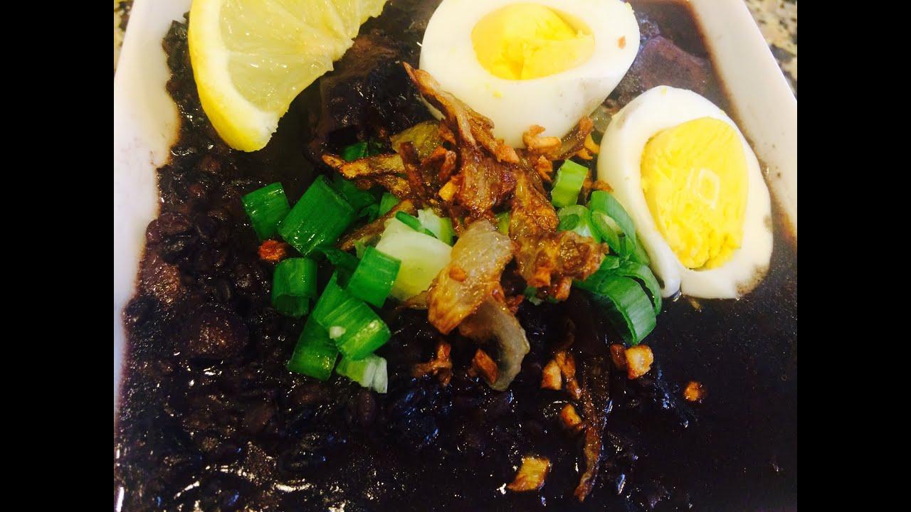 Black arroz caldo youtube black arroz caldo kainang pinoy forumfinder Choice Image