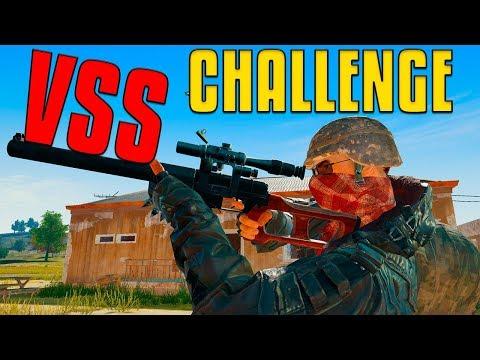 VSS Challenge | PUBG