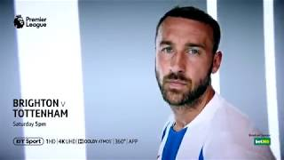 Download Video LIVE EPL: Brighton v Spurs next Sat (Sep 22nd) MP3 3GP MP4